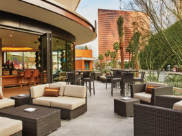Davidoff of Geneva Cigar Bar in Las Vegas