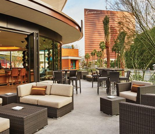 Davidoff of Geneva Cigar Bar in Las Vegas