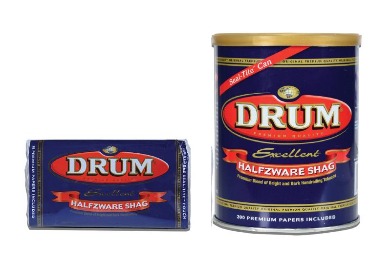 Republic Tobacco Drum