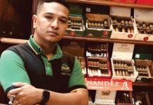 Starky Arias, Marketing Director for AJ Fernández Cigar Company