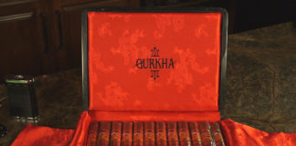 Gurkha Cigars Introduces an Exclusive Lounge Release