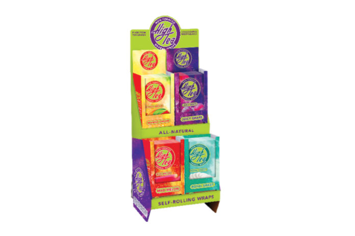 High Tea Herbal Wraps are available in the U.S. via Phillips & King