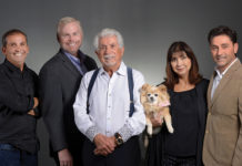 Hugh Cassar and Family