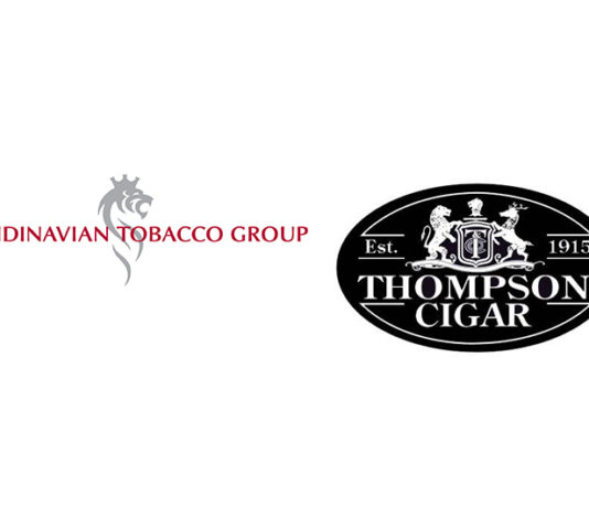 Scandinavian Tobacco Group Acquires Thompson Cigar