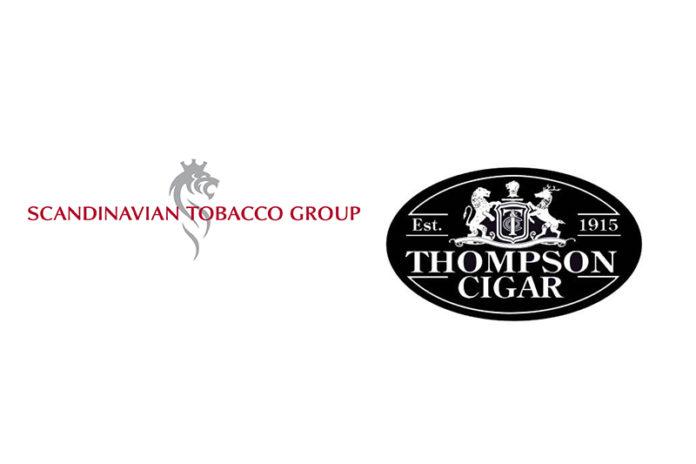 Scandinavian Tobacco Group Acquires Thompson Cigar