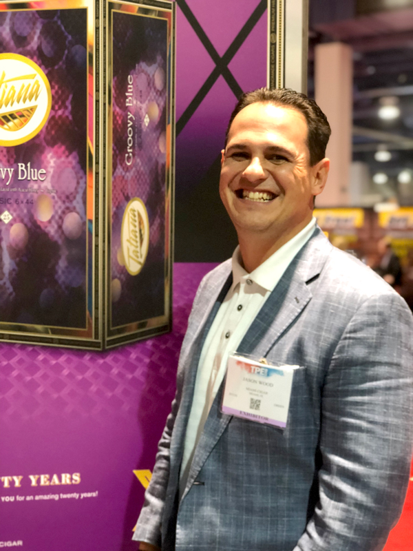 Jason Wood Miami Cigar Co. TPE 2018
