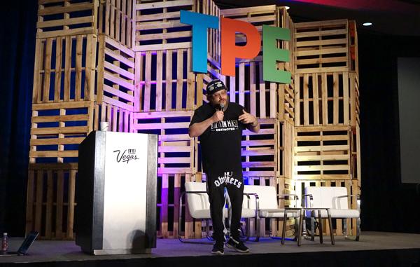 Jonathan Drew Keynote TPE 2018