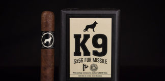 Cigar Dojo to Release Protocol K9 With Cubariqueño