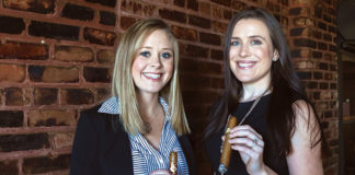 Kara Guagliardo and Monica Foster for J.C. Newman Cigar Company