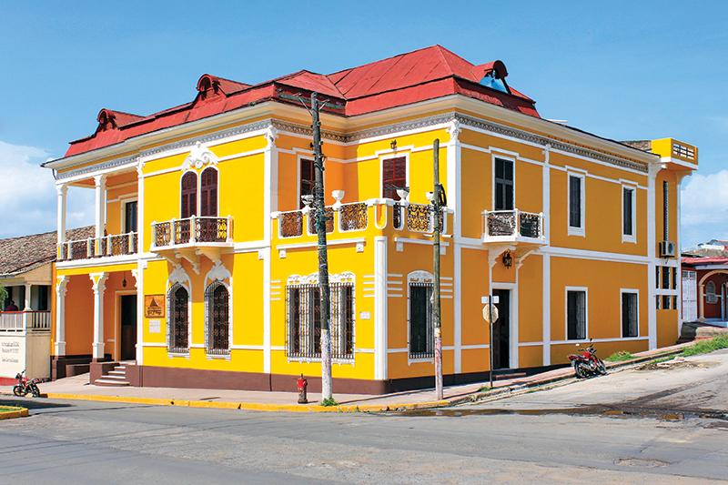 Casa Favilli from Mombacho Cigars