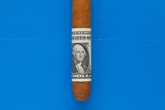 Premium Cigar Spending Bill 2018