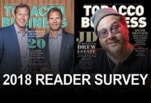 Tobacco Business 2018 Reader Survey
