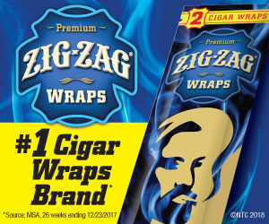 National Tobacco Zig Zag