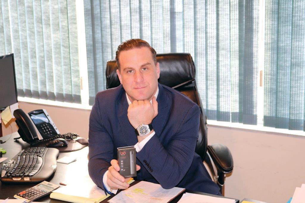 MMS Distribution CEO Chris Fiumara