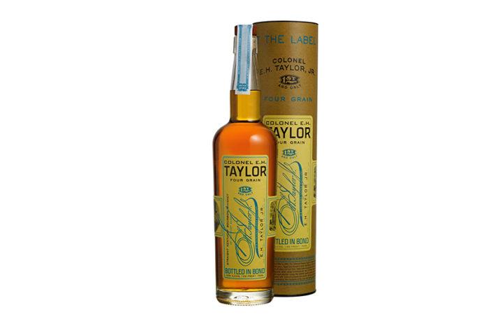 E.H. Taylor Jr. Four Grain Bourbon Whiskey