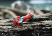 Eyce Molds Tobacco Pipe
