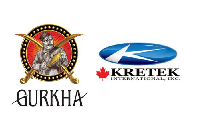 Gurkha Cigars Exclusively Partners with Kretek Internatinal Kretek for Distribution