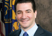 Scott Gottlieb FDA Commissioner