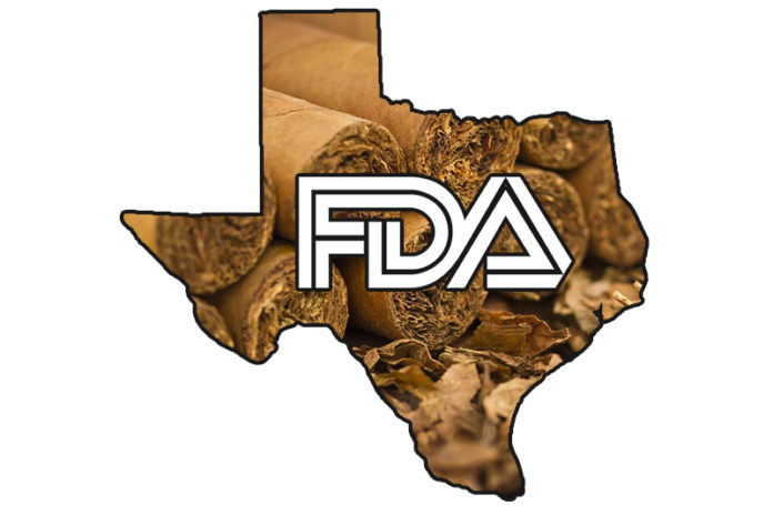 Texas Cigar Businesses File Lawsuit to Delay FDA Warning Label Requirements