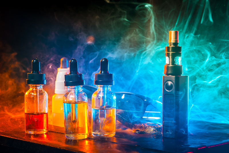 vapor by the numbers