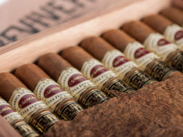 Aganorsa Leaf Reviver Exclusive Cigar Dojo Release