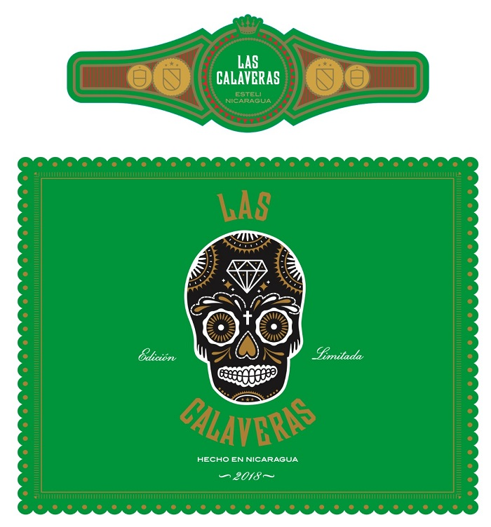 Crowned Heads Announces Las Calaveras EL 2018