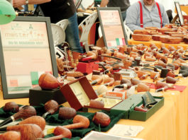Master Pipe Show in Italy