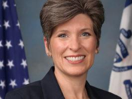 U.S. Senator Joni Ernst Co-Sponsors S. 294