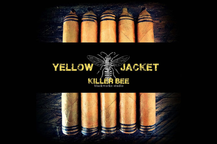Black Works Studio to Release Yellow Jacket at IPCPR 2018