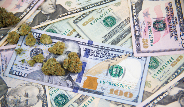 Cannabis' Cash Concerns