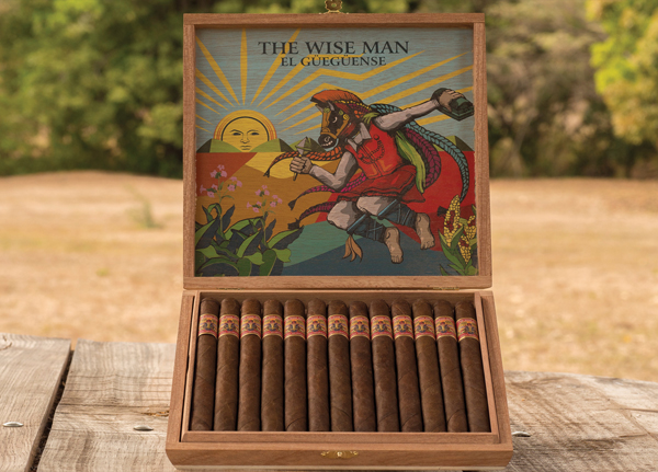 Foundation Cigar Company to release The Wiseman Maduro Lancero