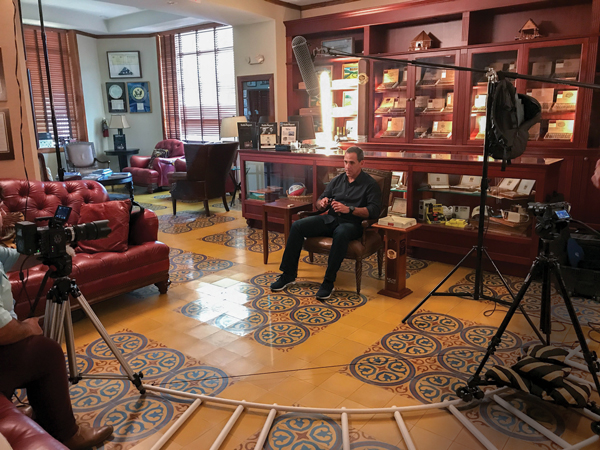 Jorge Padron in Hand Rolled: A Film About Cigars