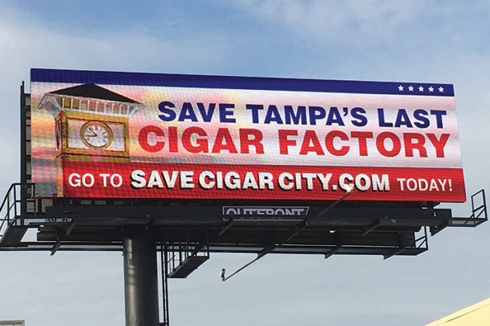JC Newman Save Cigar City