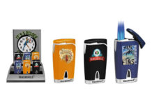Co-Branded Margaritaville and Landshark Cigarware Released by Lotus Group