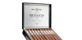 Rocky Patel's Fifteenth Anniversary Packaging Gets Redesign