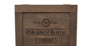 Rocky Patel Olde World Reserve Returns to IPCPR 2018