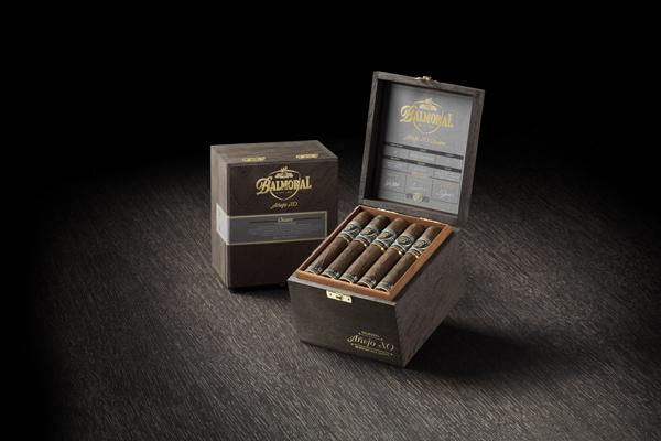 Royal Agio Cigars Balmoral Anejo XO Oscuro