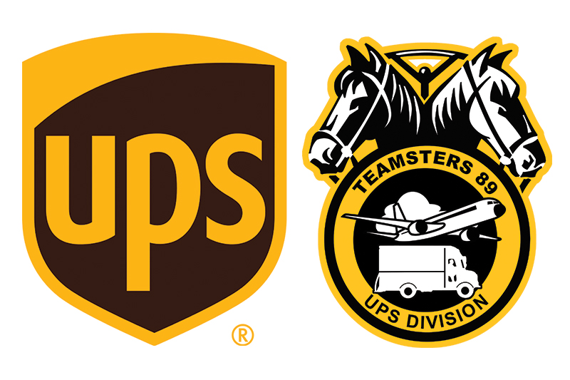 United Parcel Service And Teamsters Reach Tentative Deal