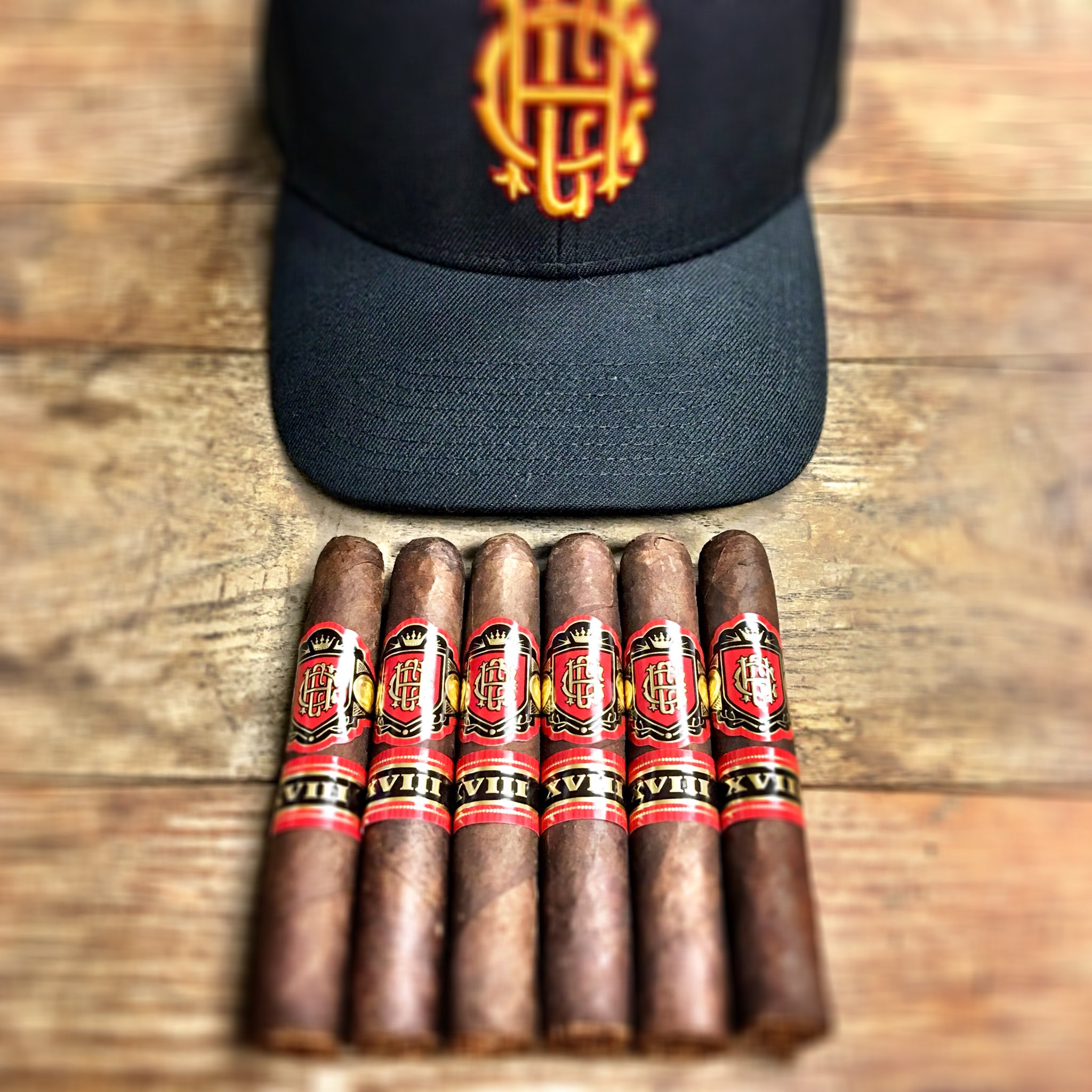 Crowned Heads Announces Court Reserve XVIII