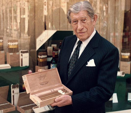 Celebrating 50 Years of Davidoff Cigars