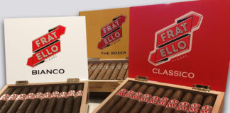 Fratello Cigars Reveals New Packaging and Branding