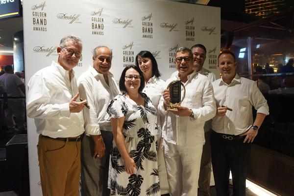 Golden Band Awards Vasco