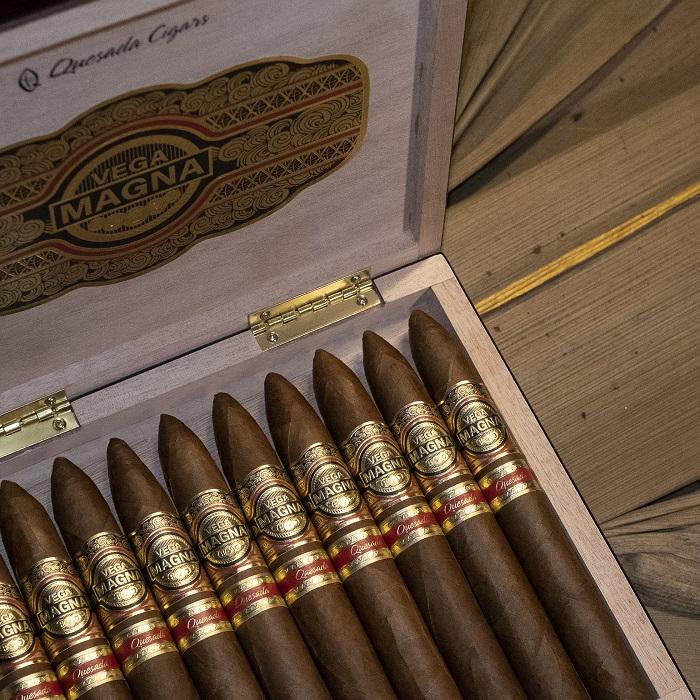 Quesada Cigars to Release Vega Magna at IPCPR 2018