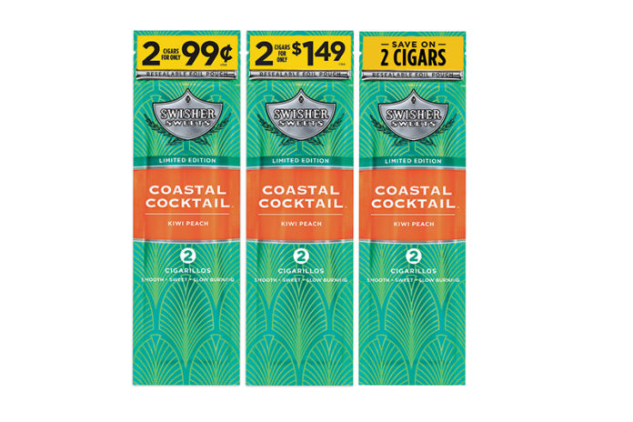 Swisher Sweets Costal Cocktail
