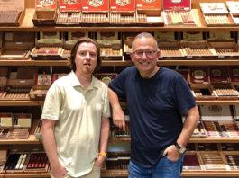 Jason Samuelson and Michael Frey