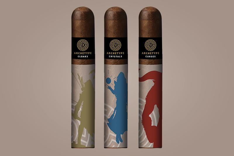 Ventura Cigar Co. to Launch Archetype Fantasy Mini-Series at IPCPR 2018