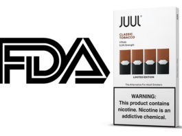 FDA's Nicotine Warning Statement Requirement Goes Into Effect Aug. 10, 2018