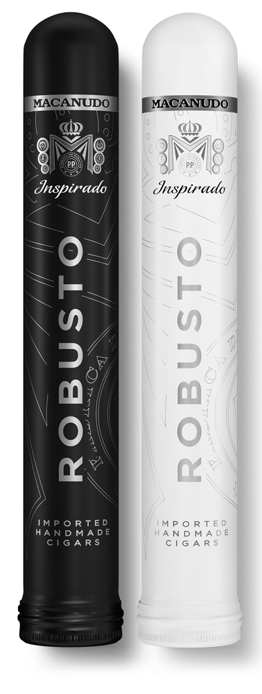 Macanudo Cigars releases new robusto-sized Tubos for Macanudo Inspirado White and Black