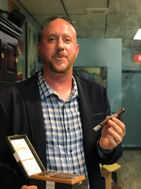 Zev Kaminetsky of Royal Agio Cigars USA