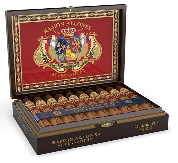 AJ Fernandez Cigars Ramon Allones, Starky Arias